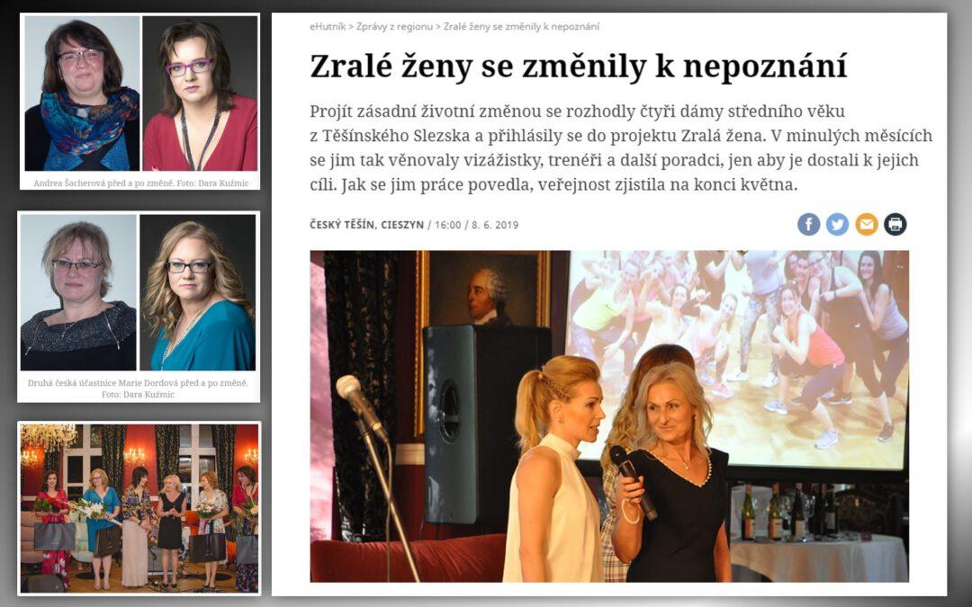 Zralé ženy se změnily k nepoznání (Zdroj: eHutnik.cz)