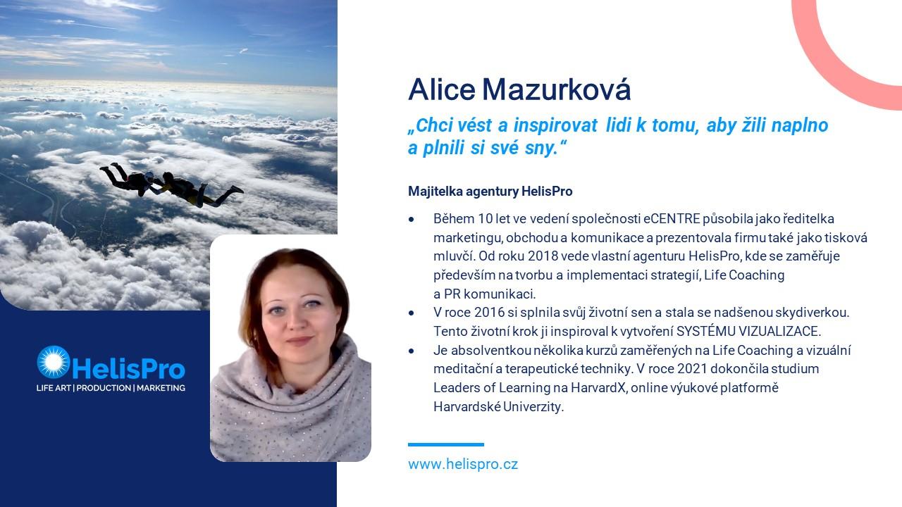 03-Kdo Vás bude provázet - Alice Mazurková