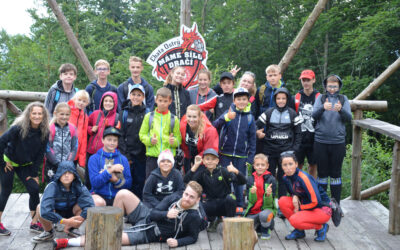 Sportovní tábor – 1.ročník